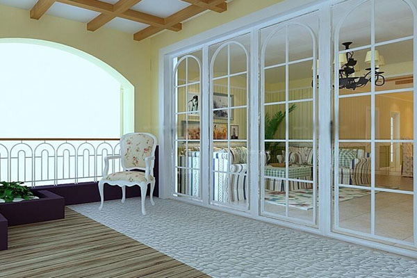 客厅活动隔断设计 客厅活动隔断屏风效果图