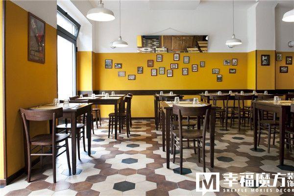 成都餐厅装修风格 款款经典餐厅装修风推荐